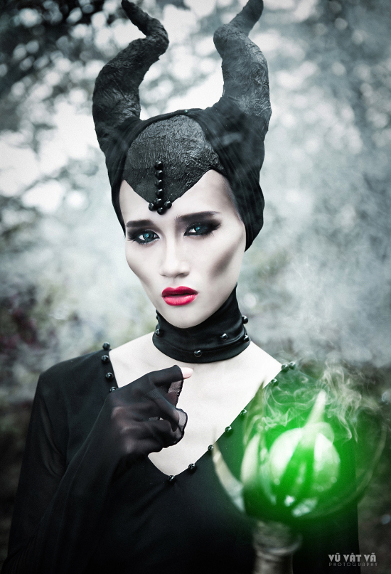 Maleficent Horns And Headpieces Costume Accessories