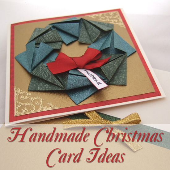 Simply Beautiful and Elegant Homemade Christmas Card Ideas for Adults to Enjoy Making Craft DIY Handmade Festive Holiday Season