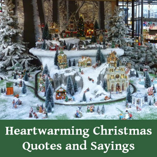 Favorite Selection of Heartwarming Christmas Holiday Quotes