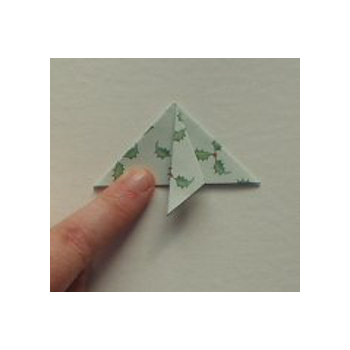 Make a Detail Fold on One Side
