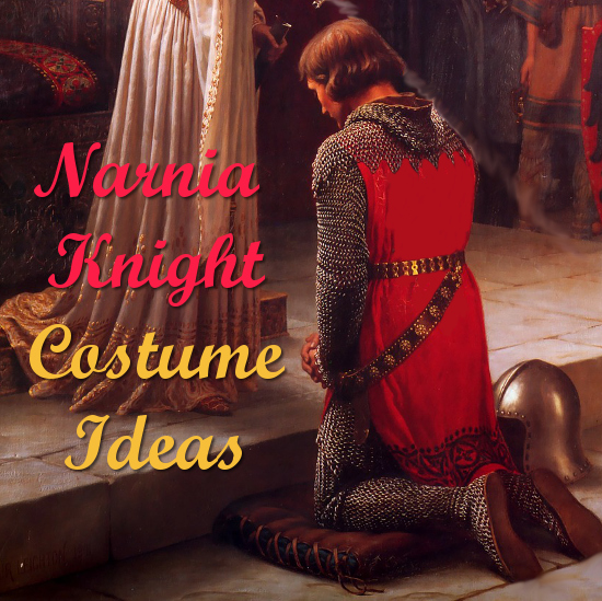 Narnia Knight Costume Ideas Narnian Peter Pevensie Edmund Costumes Halloween Cosplay Fancy Dress Knights