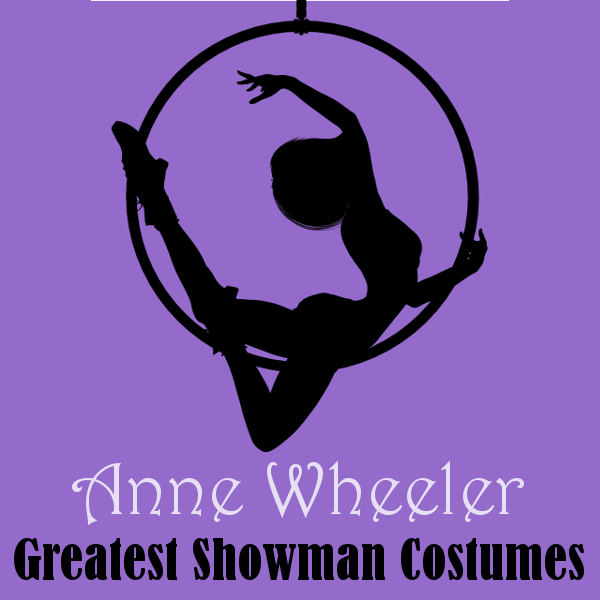 Anne Wheeler The Greatest Showman Trapeze Artist Halloween Costume Page Zendaya Acrobat Circus Costumes Outfit Dress Women Females Girls